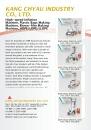 Cens.com Machinery E-Magazine AD KANG CHYAU INDUSTRY CO., LTD.