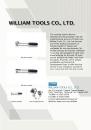 Cens.com Hardware E-Magazine AD WILLIAM TOOLS CO., LTD.