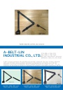 Cens.com Hardware E-Magazine AD A-BELT-LIN INDUSTRIAL CO., LTD.
