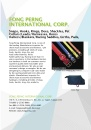 Cens.com Hardware E-Magazine AD FONG PERNG INTERNATIONAL CORP.
