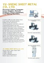 Cens.com Electronics & Computers E-Magazine AD YU-SHENG SHEET METAL CO., LTD.