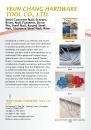 Cens.com TIS E-Magazine AD YEUN CHANG HARDWARE TOOL CO., LTD.