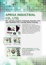 Cens.com TIS E-Magazine AD APRISA INDUSTRIAL CO., LTD.