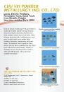 Cens.com TIS E-Magazine AD CHU VEI POWDER METALLURGY IND. CO., LTD.