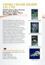 Cens.com TIS E-Magazine AD CHUNG I SILVER SOLDER CO., LTD.