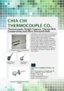 Cens.com TIS E-Magazine AD CHIA CHI THERMOCOUPLE CO., LTD.