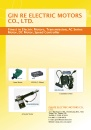 Cens.com TIS E-Magazine AD GIN RE ELECTRIC MOTORS CO., LTD.