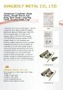 Cens.com TIS E-Magazine AD KINGBOLT METAL CO., LTD.