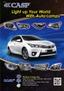 Cens.com Taiwan Transportation Equipment Guide AD CASP AUTO PARTS CO., LTD.