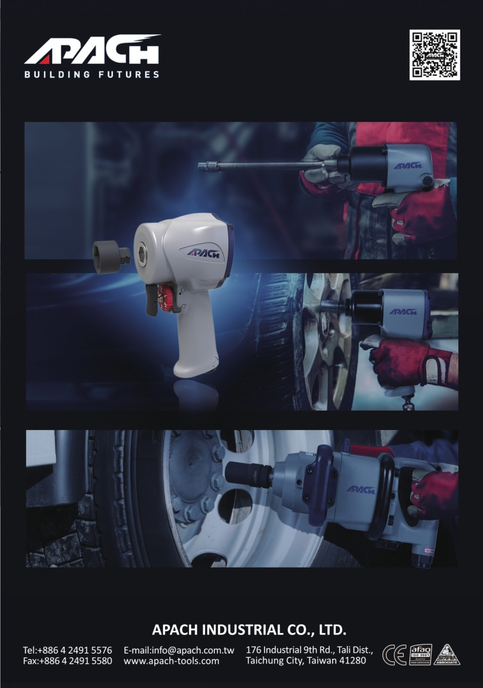 Taiwan Transportation Equipment Guide APACH INDUSTRIAL CO., LTD.