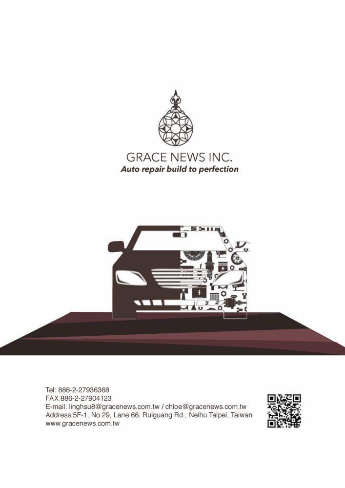 Taiwan Transportation Equipment Guide GRACE NEWS INC.