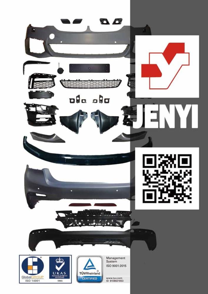 Taiwan Transportation Equipment Guide JEN YI INDUSTRIAL CO., LTD.
