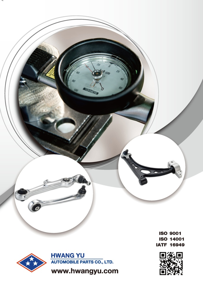 Taiwan Transportation Equipment Guide HWANG YU AUTOMOBILE PARTS CO., LTD.