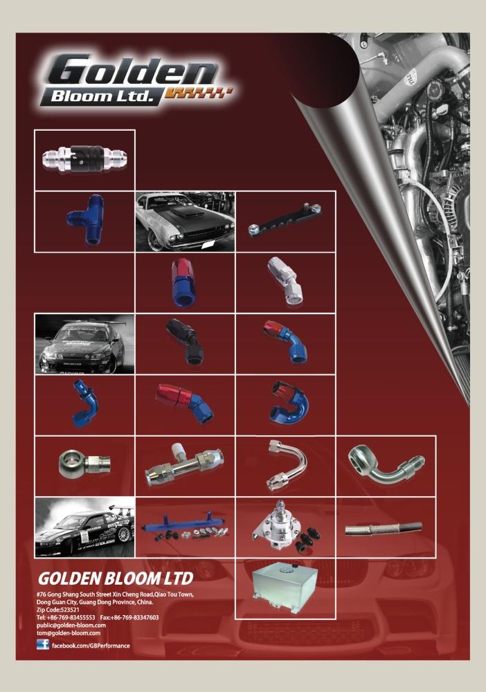 TTG-Taiwan Transportation Equipment Guide GOLDEN BLOOM LTD.