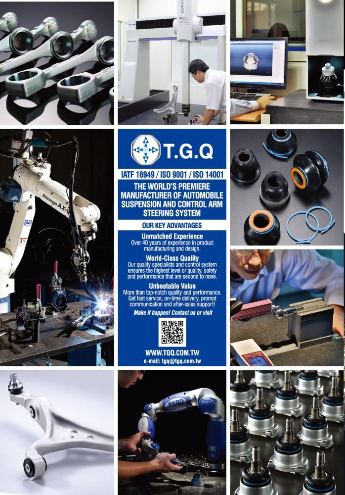 TTG-Taiwan Transportation Equipment Guide TAIWAN GOLDEN QUALITY MOTOR TECHNOLOGY CO., LTD.