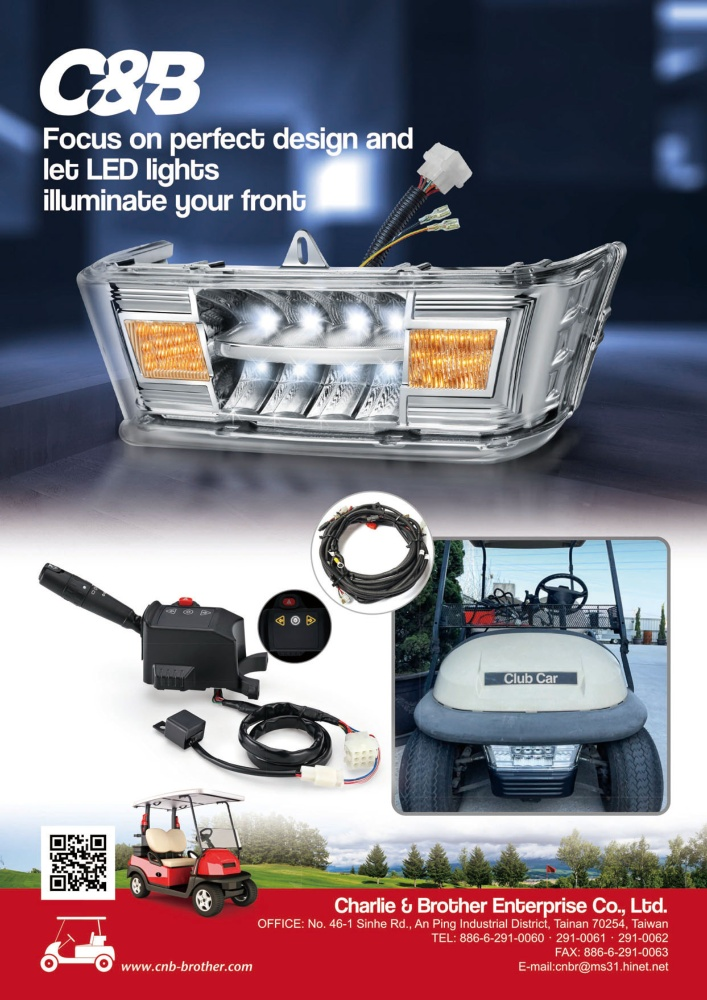 TTG-Taiwan Transportation Equipment Guide CHARLIE & BROTHER ENTERPRISE CO., LTD.