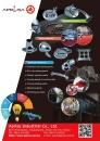 Cens.com TTG-Taiwan Transportation Equipment Guide AD APRISA INDUSTRIAL CO., LTD.