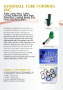 Cens.com Bicycles Sports Equipment E-Magazine AD KENSWELL TUBE FORMING INC.