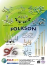 Cens.com Fastener Special Issue AD FOLKSON HARDWARE CO., LTD.