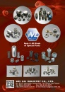 Cens.com Fastener Special Issue AD WEI ZAI INDUSTRY CO., LTD.
