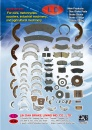 Cens.com Automechanika Directory of Taiwan Exhibitiors AD LIH DAH BRAKE LINING IND. CO., LTD.