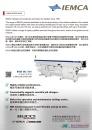 Taipei Intelligent Machinery & Manufacturing Technology Show GIULIANI IEMCA MACHINERY CO., LTD.