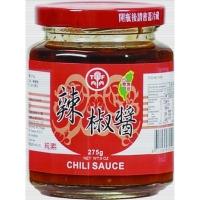 角瓶辣椒醬