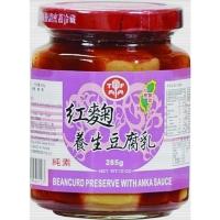 角瓶紅麴養生豆腐乳