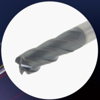 CARBIDE END MILL