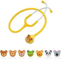 可爱动物造型单面听诊器