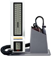 豪华型LCD液晶萤幕显示桌上型电子血压计