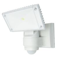 Motion sensor LED floodlight