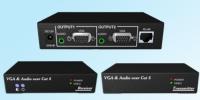 VGA影音讯号延长分配器