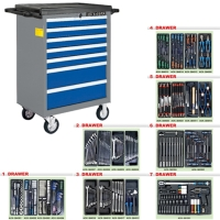 Cens.com tool trolleys 377pc tool trolley with tool kits PARGET INDUSTRIAL CO., LTD.