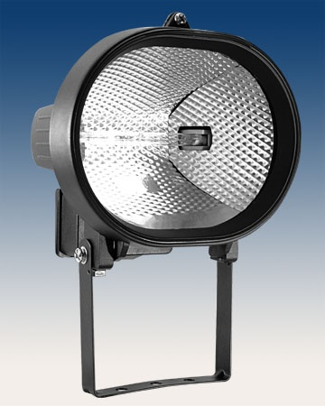 500W Oval Halogen Floodlight