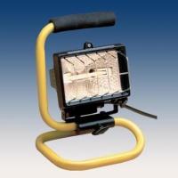 Cens.com 500W Portable Halogen Worklight with Cast Aluminum Housing DONGGUAN SILON ELECTRONICS FACTORY OF GUANDONG