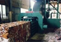 Automatic Bale Press
