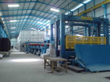 Gorrugated Medium Making Machine