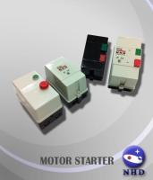 AC Motor Starter (w/ enclosure)