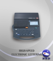 LM-390A微电脑线号印字机