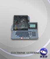微電腦線號印字機