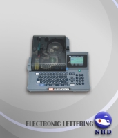Electronic Lettering Machine