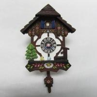 Mini-Style Clock Magnet