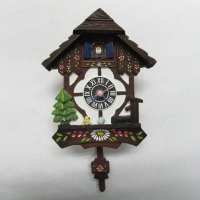 迷你造型时钟磁铁