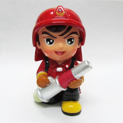 全立體消防寶寶