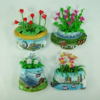 花卉造型磁鐵