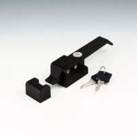 Over-Center Lever Latch