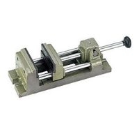 Precision Vise- Quick Grip Drill Press Vise