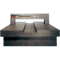 GRANITE MACHINERY TABLE
