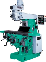 HORIZONTAL-VERTICAL MILLING MACHINE
